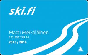Ski.fi-kortti
